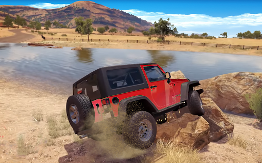 Offroad Xtreme Jeep Driving Adventure screenshot 1