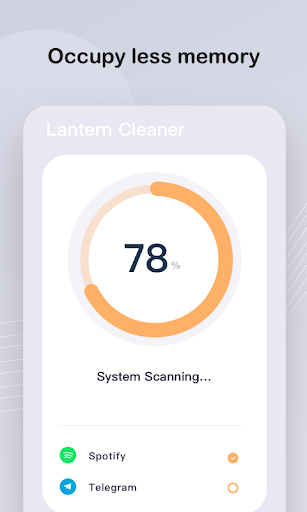 Lantern Cleaner screenshot 1