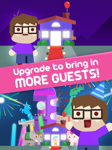 Epic Party Clicker - Throw Epic Dance Parties! screenshot 8