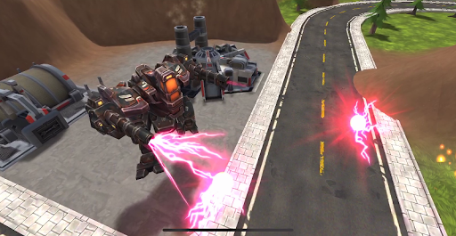 Meka Hunters screenshot 8