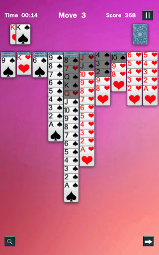 Ultimate Solitaire: Classic Card Game screenshot 1