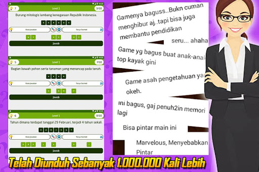Asah Otak Game screenshot 9