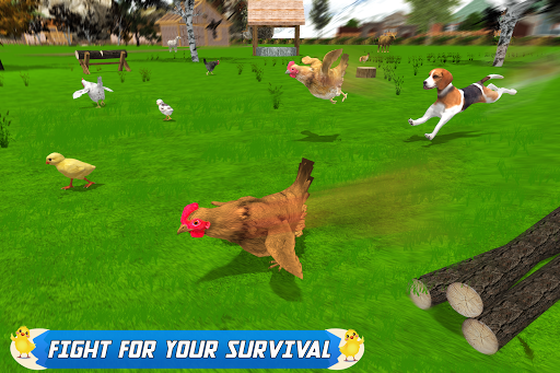New Hen Family Simulator screenshot 4