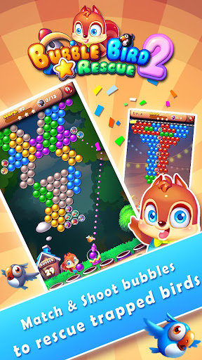 Bubble Bird Rescue 2 - Shoot! screenshot 16