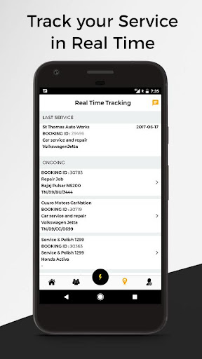 GoBumpr - Car Service & Bike Service App screenshot 2