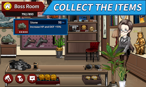 Idle Fighters screenshot 4