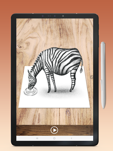 How to Draw Animals 3D screenshot 16