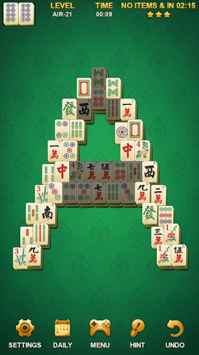 Mahjong screenshot 1