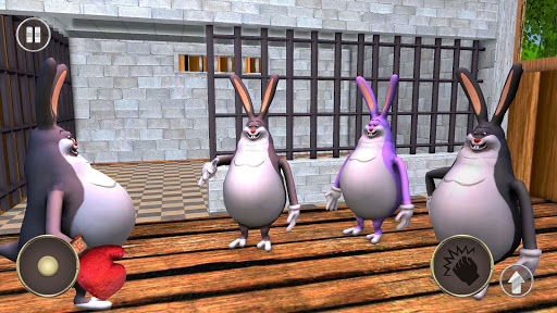 Chungus Rampage in Big Forest capture d ecran 1