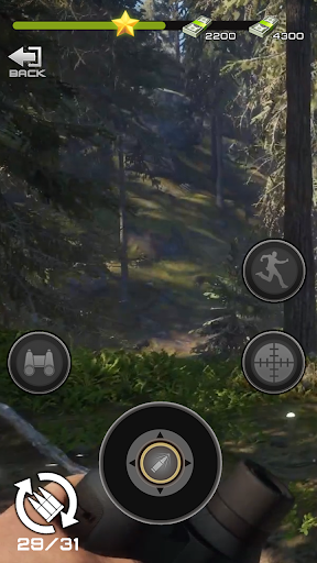 Wilderness Hunting:Shooting Prey Game screenshot 1