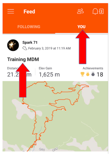 Strava to Relive screenshot 2