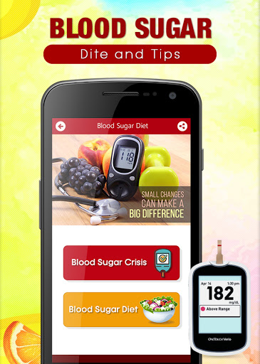 Blood Sugar Diet, Diabetes Diet Plan screenshot 2