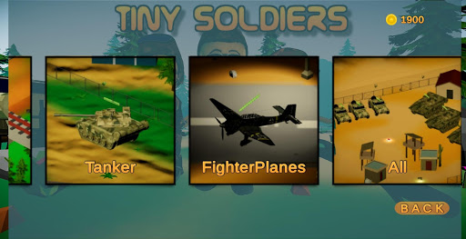 Tiny Soldiers screenshot 1