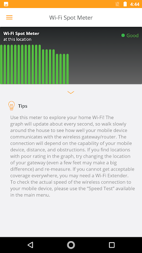 ARRIS SURFboard® Manager screenshot 6