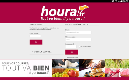 houra.fr screenshot 7