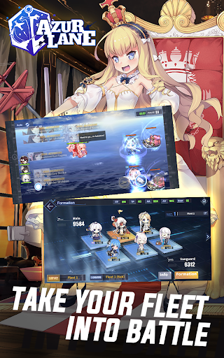 Azur Lane screenshot 13