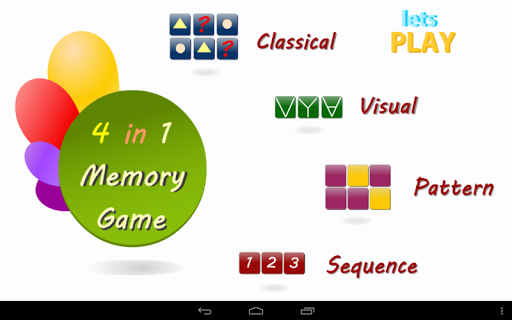 Memory Games For Adults screenshot 9