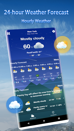 Weather Forecast & Accurate Local Weather & Alerts screenshot 2