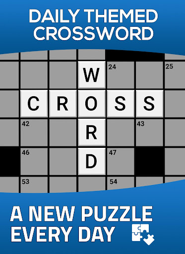 Daily Themed Crossword screenshot 14