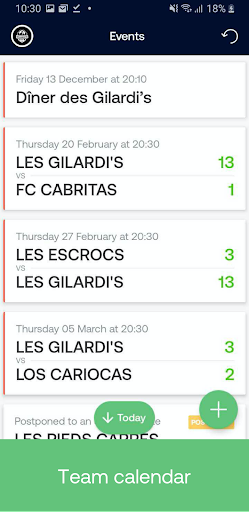 SportEasy screenshot 1