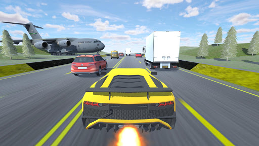 Ultimate Car Racing screenshot 1