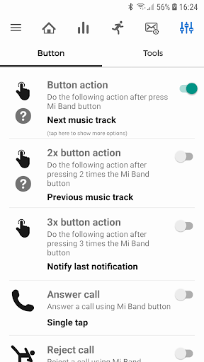 Notify & Fitness for Mi Band 屏幕截图 7
