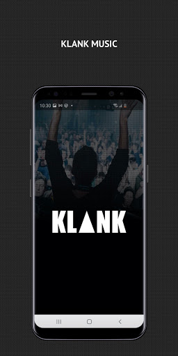 Klank Music screenshot 1
