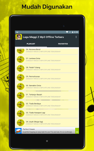 Lagu Meggi Z Mp3 Offline Terbaru screenshot 14
