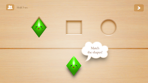 Baby Learning Shapes for Kids screenshot 2
