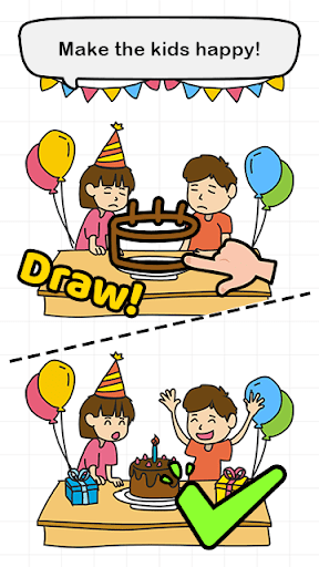 Brain Draw screenshot 2