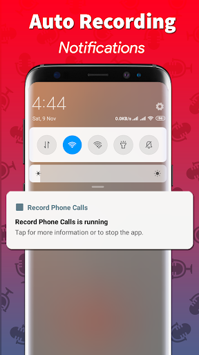 Call Recording & Phone Recoder screenshot 8
