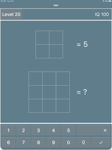 Math Riddles: IQ Test screenshot 6