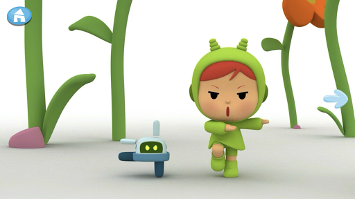 Pocoyo meets Nina screenshot 4