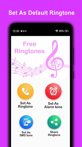 Free Music Ringtones screenshot 12