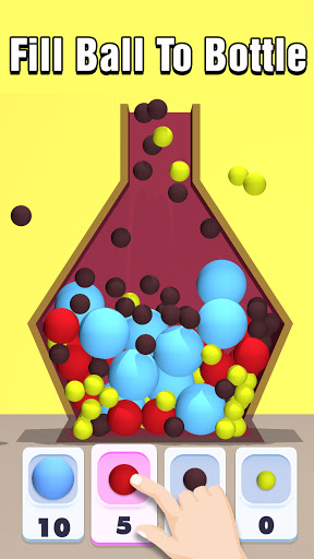 Fill Ball Puzzle : Fit Ball Puzzle screenshot 1