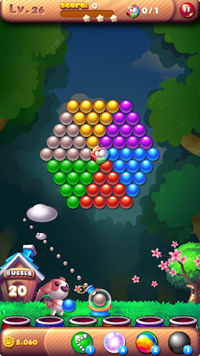 Bubble Bird Rescue 2 - Shoot! screenshot 3