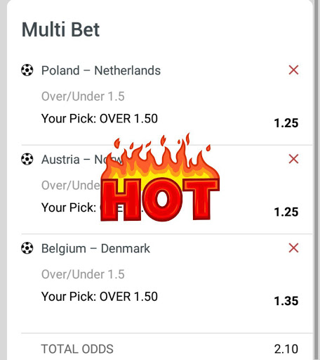 TODAY'S 2+ ODDS screenshot 1