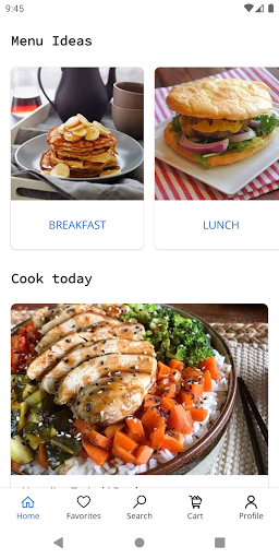 Diet Recipes screenshot 1