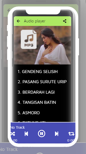 Lagu Banyuwangi Suliana Mp3 Offline screenshot 4