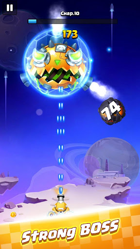 Merge Cannon BallBlast screenshot 2