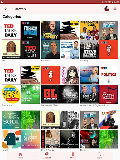 Podcasts by myTuner screenshot 10