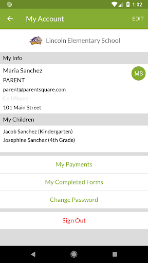 ParentSquare screenshot 3