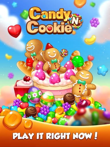 Candy N Cookie : Match3 Puzzle screenshot 17