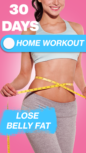 Lose Belly Fat Workouts screenshot 1