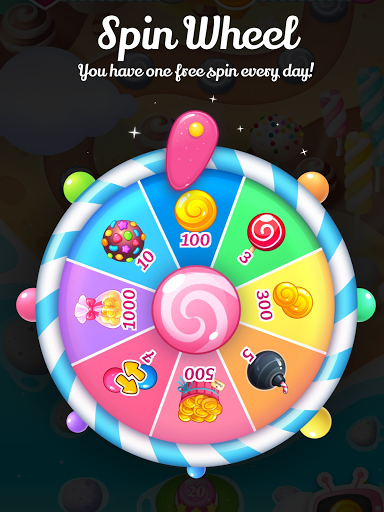Candy Fever Saga screenshot 11