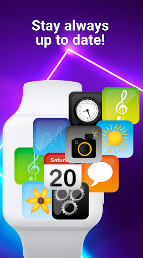 SmartWatch sync app for android&Bluetooth notifier screenshot 2
