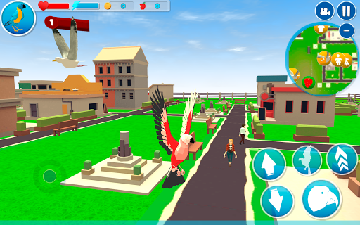Parrot Simulator screenshot 3
