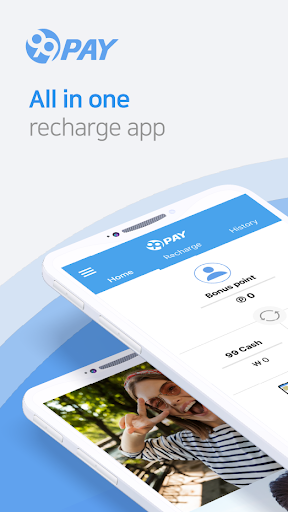 99pay Mobile, 00301 recharge screenshot 1