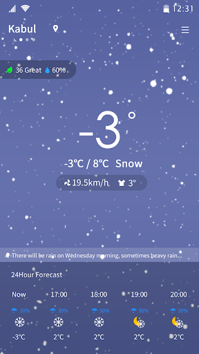Weather - Accurate Weather Forecast screenshot 5