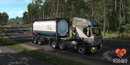 Euro Truck Driver Simulator screenshot 9
